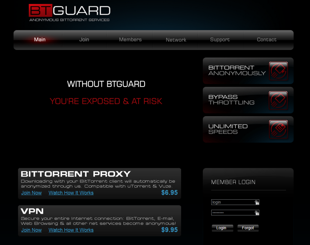 btguard website